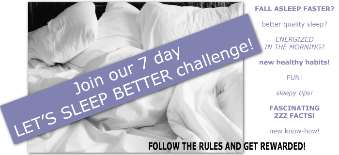 How to sleep better, LET'S SLEEP BETTER challenge, in 7 days, fall asleep faster, how to sleep better tips and tricks